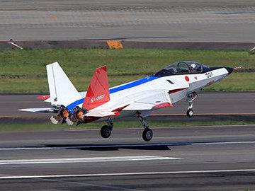 Японский Х-2 заткнет за пояс F-22