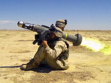 Американские ПТУРы русским танкам не помеха