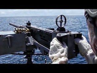 Крупнокалиберный долгожитель Browning M2