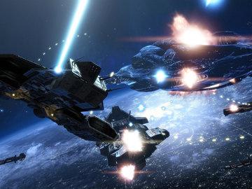 Космическая война: спутники-похитители, сателлиты-камикадзе, боевые лазеры. Видео