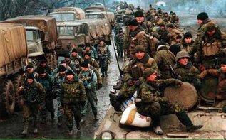 Как в 1994-м входили в Чечню. Видео о первом штурме Грозного
