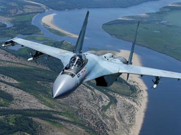 """В небе """"Су-35"""": цели и возможности ФОТО"""