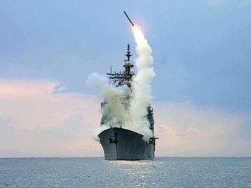 Ракетный арсенал НАТО. ФОТО