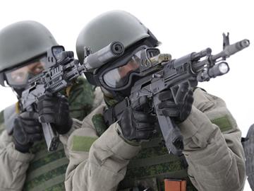 Самые элитные подразделения российской армии. ФОТО