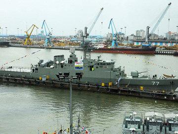 Символ иранского флота выбросило из Каспия