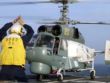 Ка-27М укрепит оборону Балтийска
