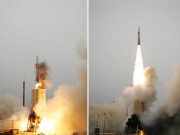 """Испытания израильской ПРО сорвано из-за """"неправильных"""" ракет"""