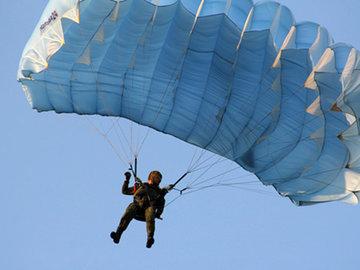 Новый парашют в РФ: полетят даже большегрузные командос