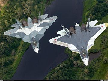 Су-57 технологичен и сложен как НЛО