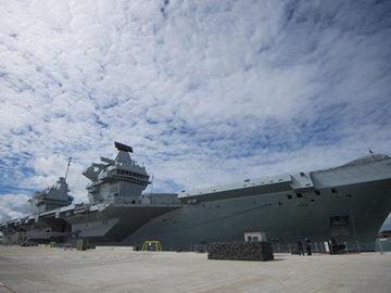 Корабли НАТО очень любят тонуть