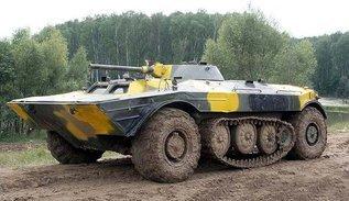"""Боевая машина пехоты """"Объект 19"""""""