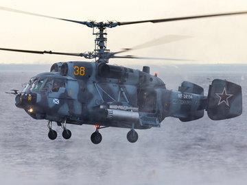 Вертолеты Ка-29 и Ка-27М получили невиданные ранее возможности