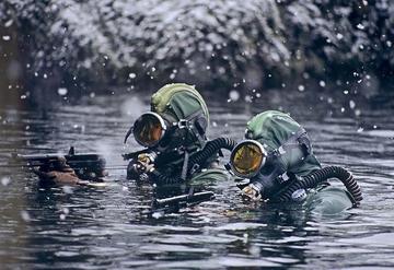 Морской спецназ -элита элит