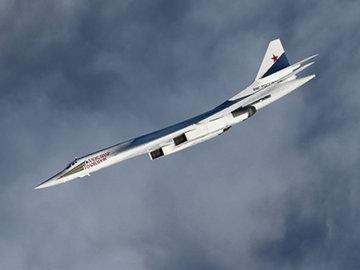 Белый лебедь Ту-160 стал кошмаром Белого Дома