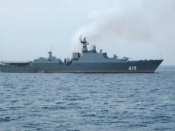 Военно-морской фрегат победил конкурс на высшую номинацию России
