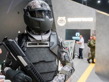 Броня «Ратник-3» сделала солдат настоящими джедаями