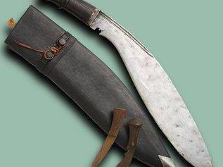Кукри — боевой нож гуркхов