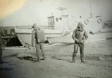 Подводный спецназ СССР. Видео