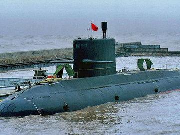 Китайские АПЛ играют в океане в прятки