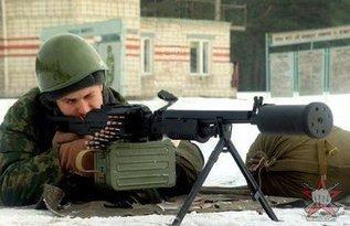 """Пулемет АЕК-999 """"Барсук"""" (Россия)"""