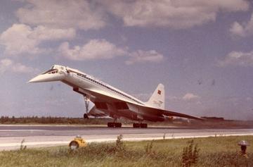 "Ту-144 - советский ""Конкорд"". Видео"