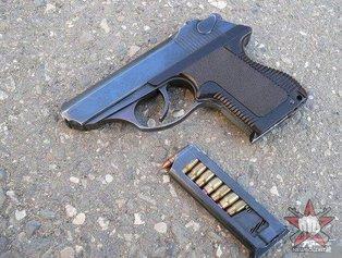 Пистолет ПСМ - самозарядный малогабаритный 5,45 мм