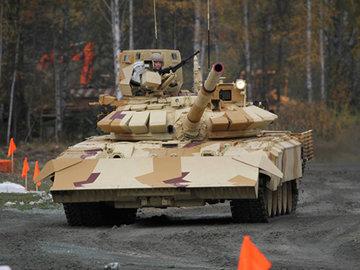 """Лучший танк в мире Т-72 теперь стал """"городским"""" танком"""