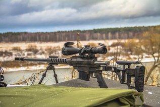 Прицеливание - главный навык снайпера