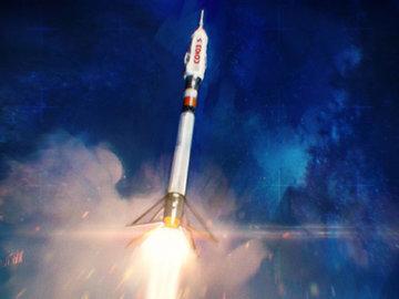 """РКК """"Энергия"""" создаст новую ракету-тяжеловес."""
