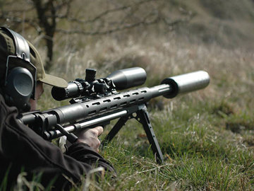 Датчане решили всерьез заняться снайперами