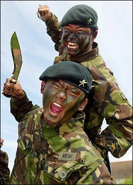 "Ножи кукри и фактор ""Гуркхи"". Фото, видео"
