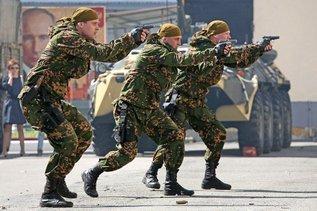 Комплексы упражнений на развитие силы стрелков